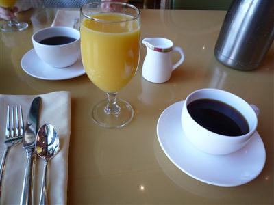 めちゃおいしいオレンジジュース