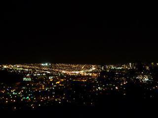 タンタラスの丘からの夜景