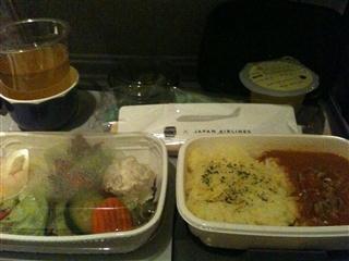 スープストックの機内食